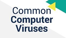 Antivirus - Common computer viruses