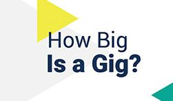 CloudStorage - How big is a gig