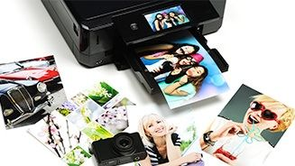 the rising popluarity of DIY online photo printing 327x184