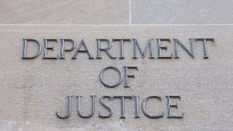 Department of Justice Dismiss Warrant for 1