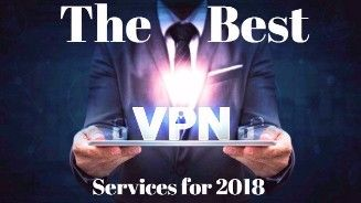 Top VPN Services 2018