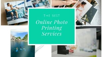 online photo printing service