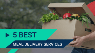 What is the best meal delivery service