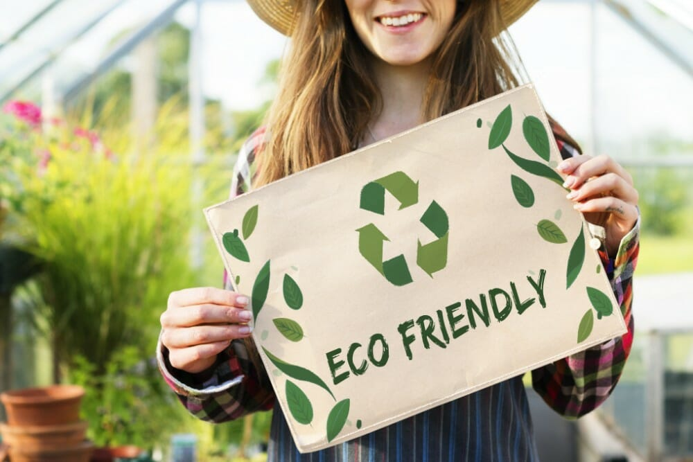 Eco-friendly food industry