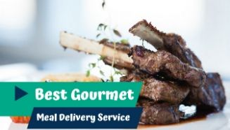 Gourmet Meal Delivery Service