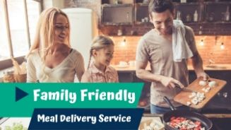 Meal Delivery Services For Families