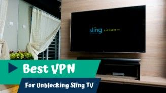 VPN for Unblocking Sling TV