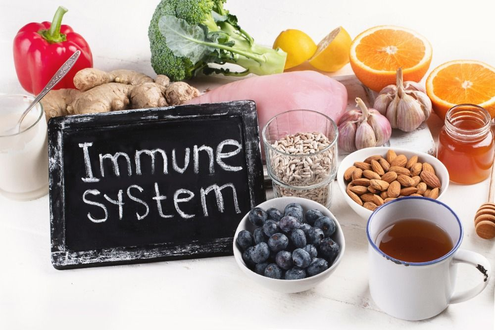 How to Boost Your Immune System With Nutrition
